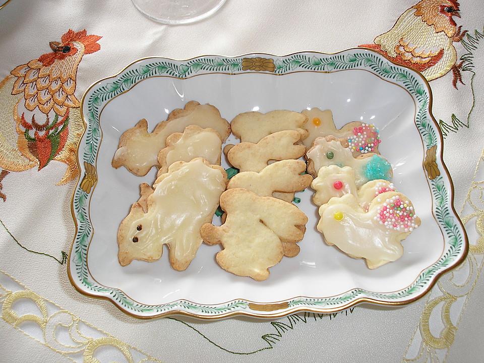 Kekse backen rezept ausstechen