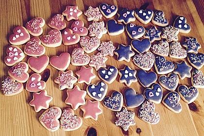 Kekse oder Plätzchen zum Ausstechen 3