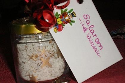 Salarom - italienisches Salz mit Rosmarin 3