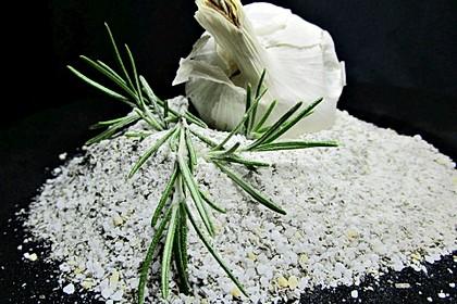 Salarom - italienisches Salz mit Rosmarin 1