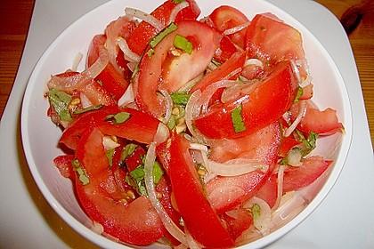 Tomatensalat auf italienische Art 8