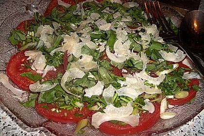 Tomatensalat auf italienische Art 9