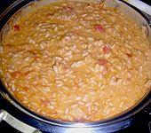Tomaten - Risotto mit frischen Tomaten (Bild)
