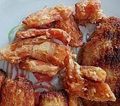 Kürbis frites (Bild)