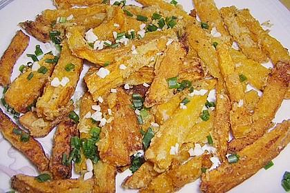 Kürbis frites 2
