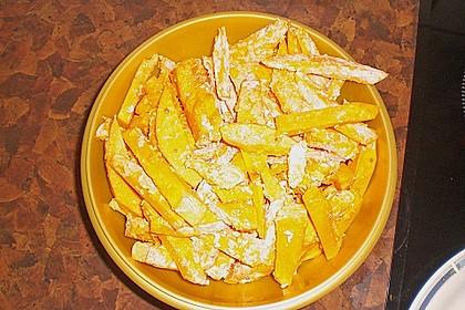 Kürbis frites 7