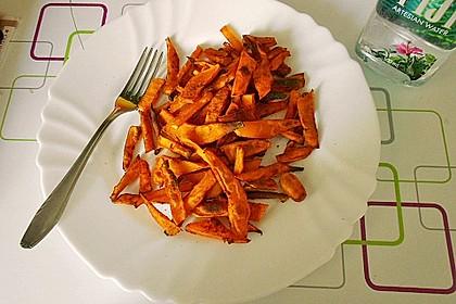 Kürbis frites 4