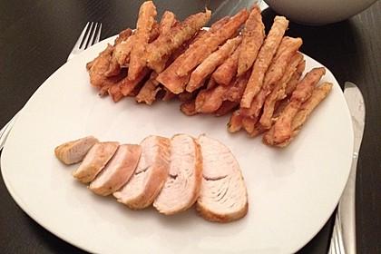 Kürbis frites
