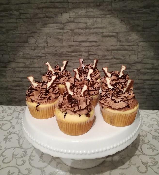 kinderschokolade muffins rezept mit bild von. Black Bedroom Furniture Sets. Home Design Ideas