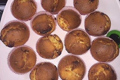 Kinderschokolade - Muffins 122