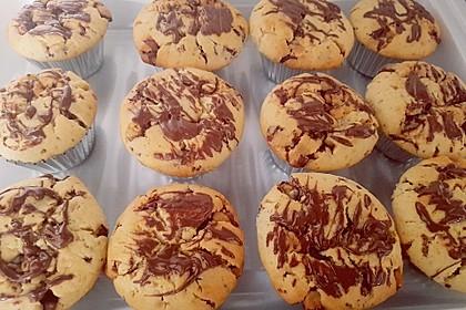 Kinderschokolade - Muffins 87
