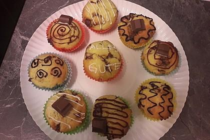 Kinderschokolade - Muffins 100