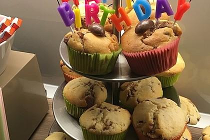 Kinderschokolade - Muffins 55