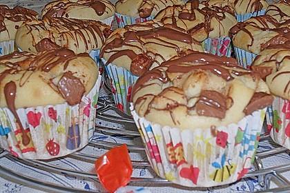Kinderschokolade - Muffins 43