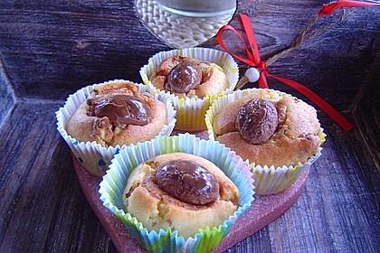 Kinderschokolade - Muffins 105