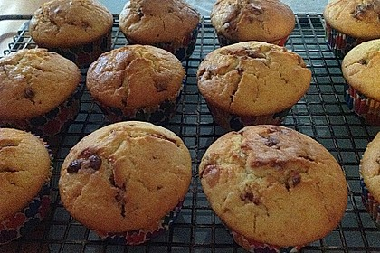 Kinderschokolade - Muffins 134