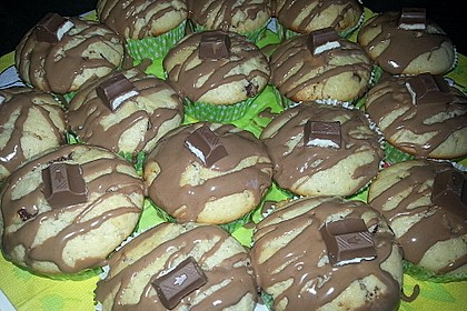 Kinderschokolade - Muffins 37