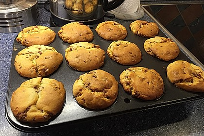 Kinderschokolade - Muffins 65