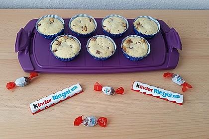 Kinderschokolade - Muffins 70