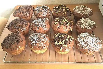 Kinderschokolade - Muffins 12