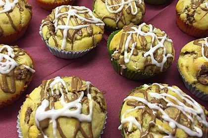 Kinderschokolade - Muffins 18