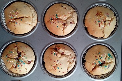 Kinderschokolade - Muffins 110
