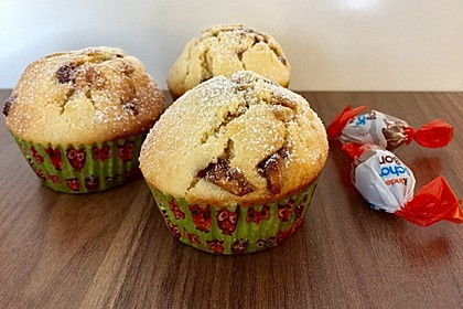 Kinderschokolade - Muffins 6