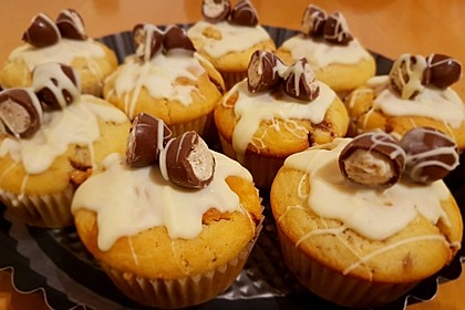 Kinderschokolade - Muffins 4