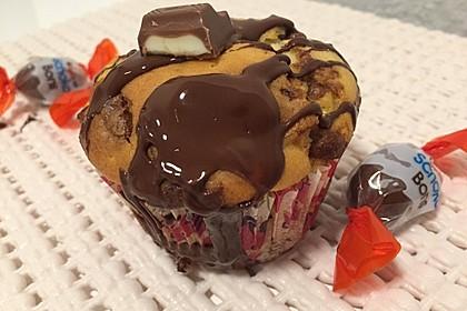 Kinderschokolade - Muffins 140