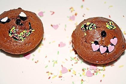 Schoko - Muffins 3
