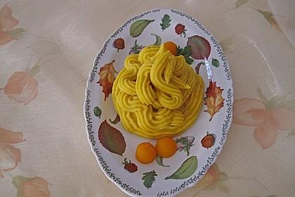 Kartoffel - Kürbis - Püree 4