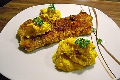Kartoffel - Kürbis - Püree