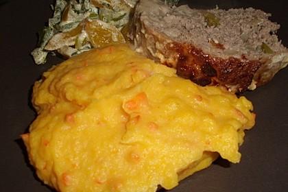 Kartoffel - Kürbis - Püree 3
