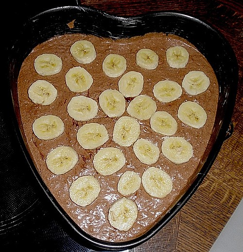 Bananen - Nutella - Brownies 2