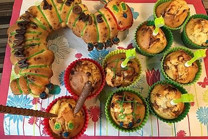 Kinderschokoladen - Muffins 27