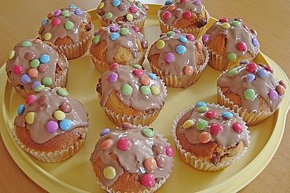 Kinderschokoladen - Muffins 4