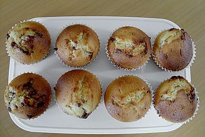 Kinderschokoladen - Muffins 20