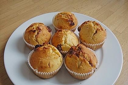 Kinderschokoladen - Muffins 11