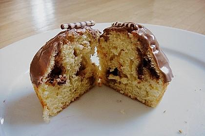 Kinderschokoladen - Muffins 5