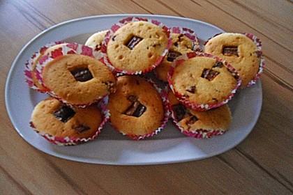Kinderschokoladen - Muffins 30