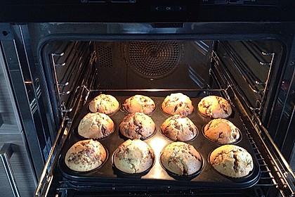 Kinderschokoladen - Muffins 14