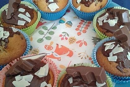 Kinderschokoladen - Muffins 0