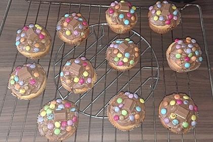 Kinderschokoladen - Muffins 12