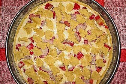 Rhabarberkuchen vom Blech 1