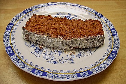 Schoko - Karottenkuchen