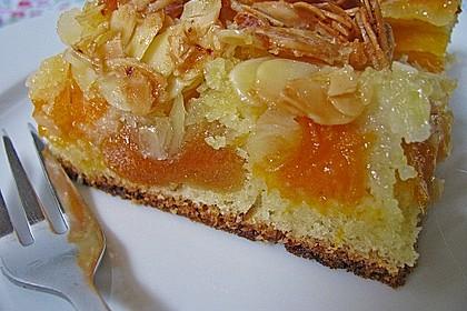 Schneller Blechkuchen mit Obst 2
