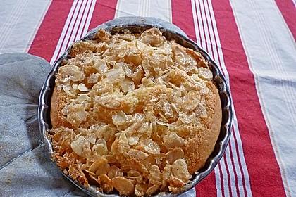 Schneller Blechkuchen mit Obst 12
