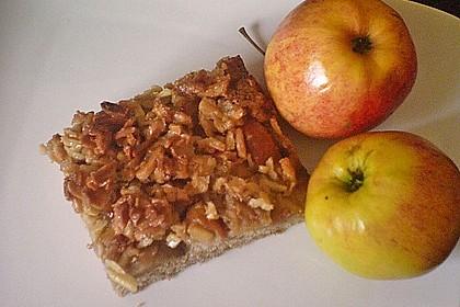 Schneller Blechkuchen mit Obst 15