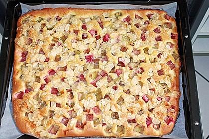 Schneller Blechkuchen mit Obst 16