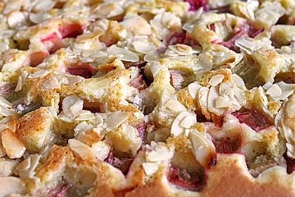 Schneller Blechkuchen mit Obst 7